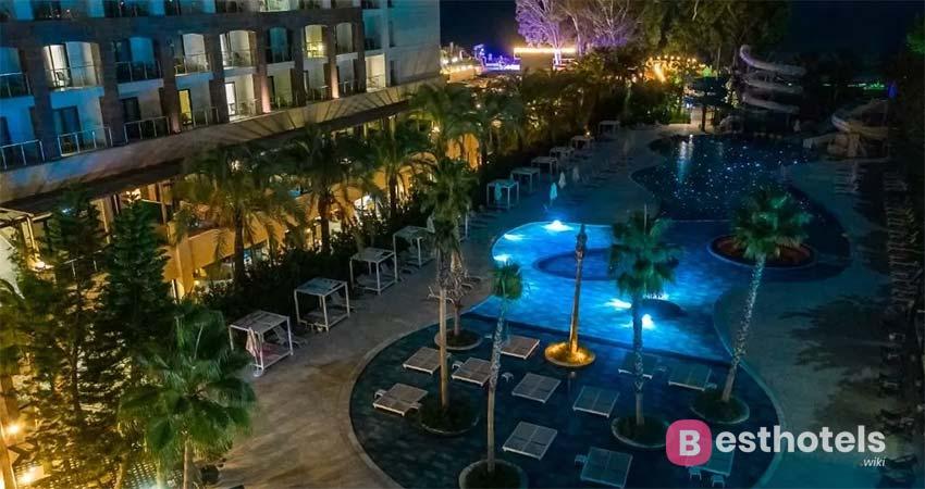 Дивный комплекс в Кемере - DoubleTree By Hilton Antalya