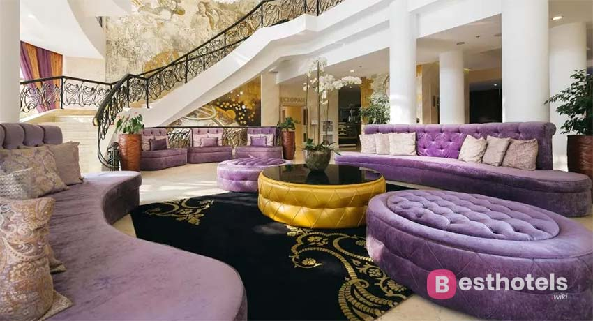 A wonderful place to relax in Sochi - Zvezdny Wellness & SPA