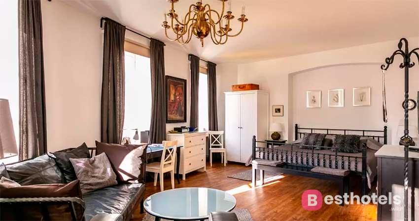 Изысканное место в Риге - Ars Vivendi Rezidence