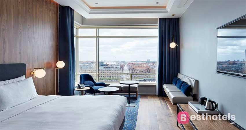 Потрясающие место в Копенгагене - Copenhagen Marriott Hotel
