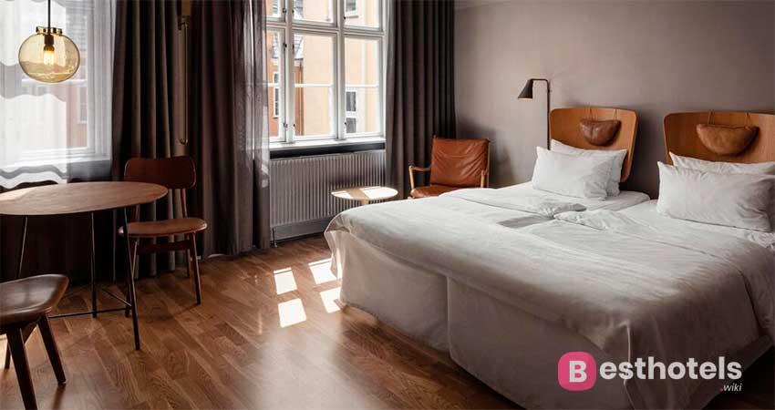 Чудное место для отдыха в Копенгагене - Hotel SP34