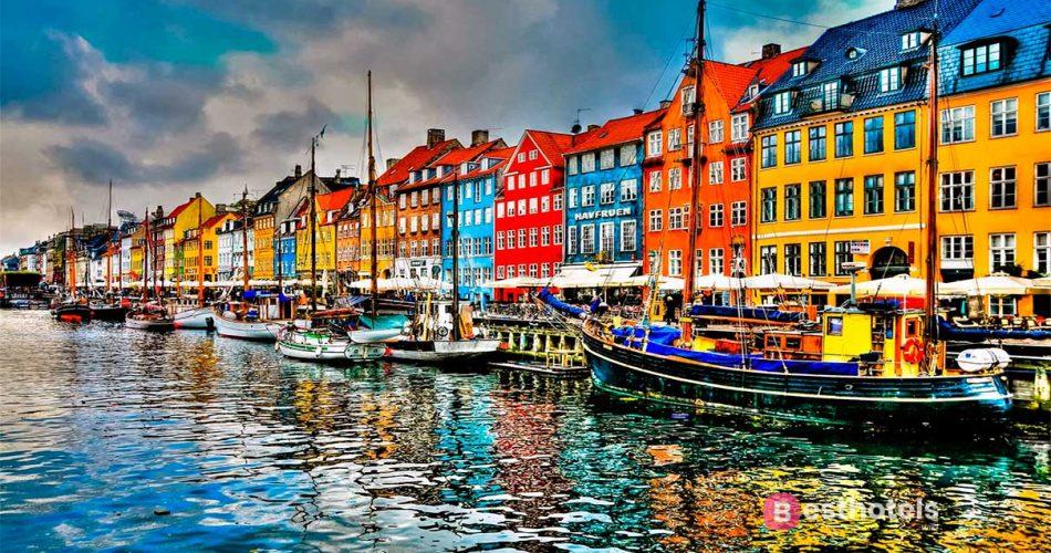 Наилучшие отели Копенгагена
