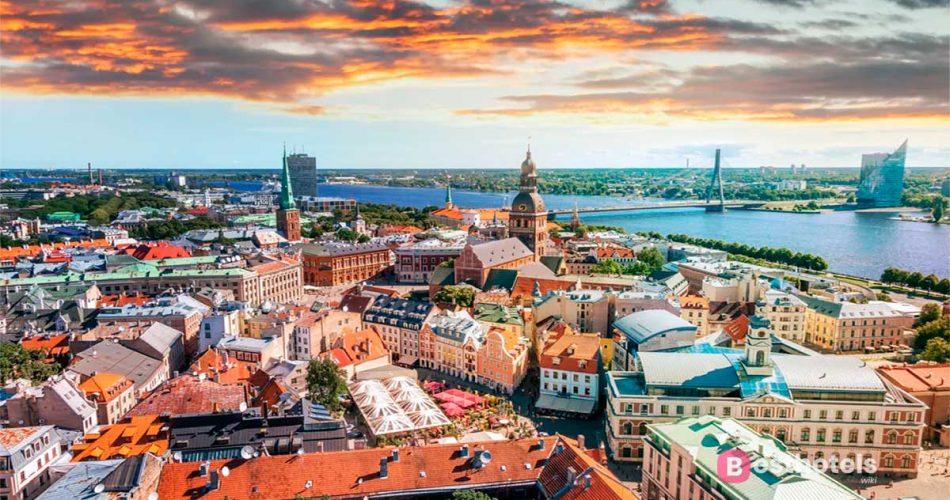 Наилучшие отели Риги