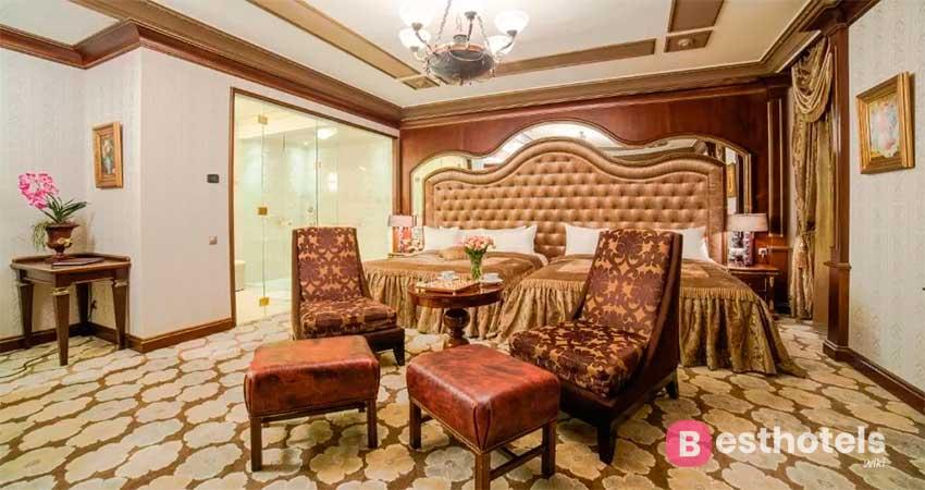 Неповторимый гостиничный комплекс в Риге - Royal Casino Spa