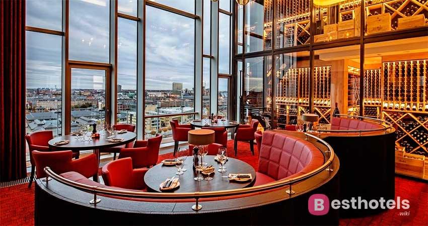 Изумительный гостиничный комплекс Копенгагена - Tivoli Hotel