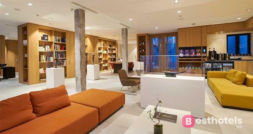 Comfortable hotel Brussels - 9hotel Sablon