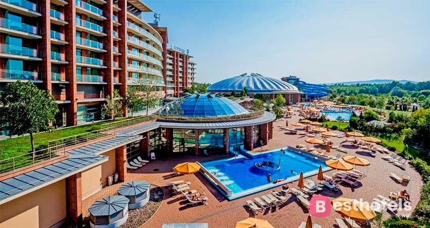 Идеальное место для любого отдыха в Будапеште - Aquaworld Resort Budapest