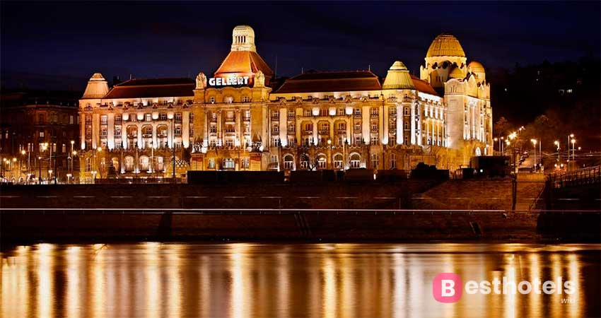Изысканное место для отдыха в Будапеште - Danubius Hotel Gellert