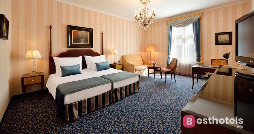 Бесподобное заведение в Будапеште - Ensana Grand Margaret