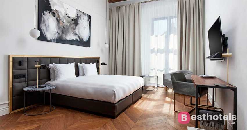 An unparalleled place in Vilnius - Hotel Pacai
