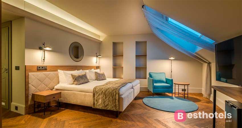 A wonderful place in Vilnius - Hotel Vilnia