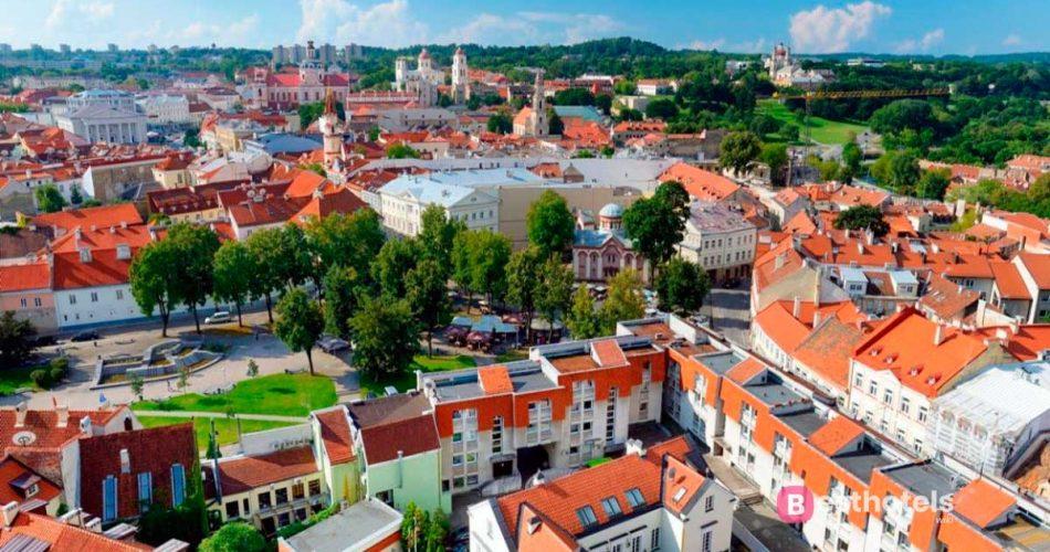 Наилучшие отели в Вильнюсе