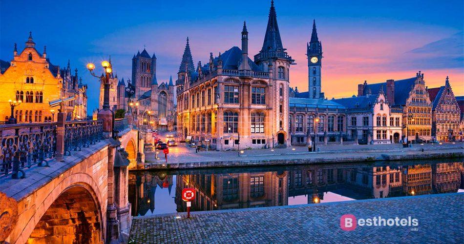 Наилучшие отели Брюсселя