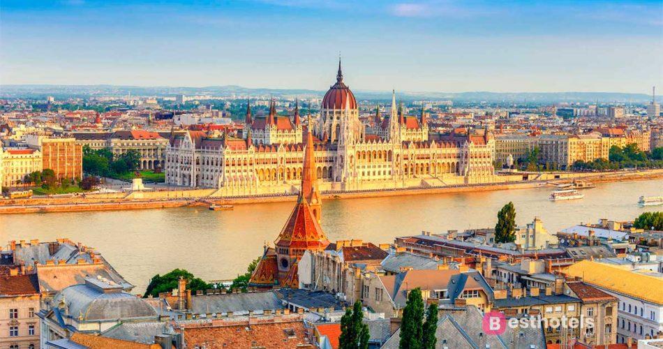 Наилучшие отели Будапешта