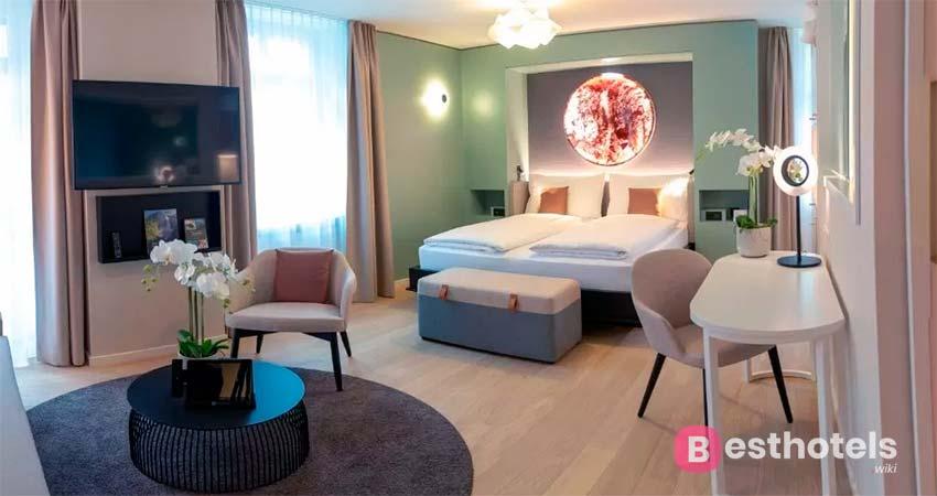 Элегантный гостиничный комплекс Люцерна - Cascada
