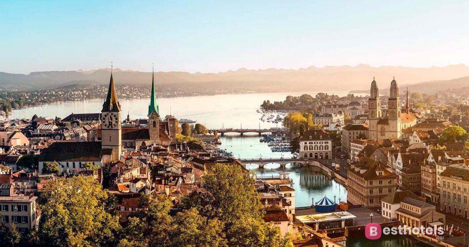 Наилучшие отели Цюриха