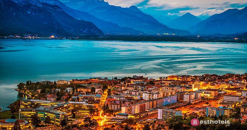 Наилучшие отели Женевы