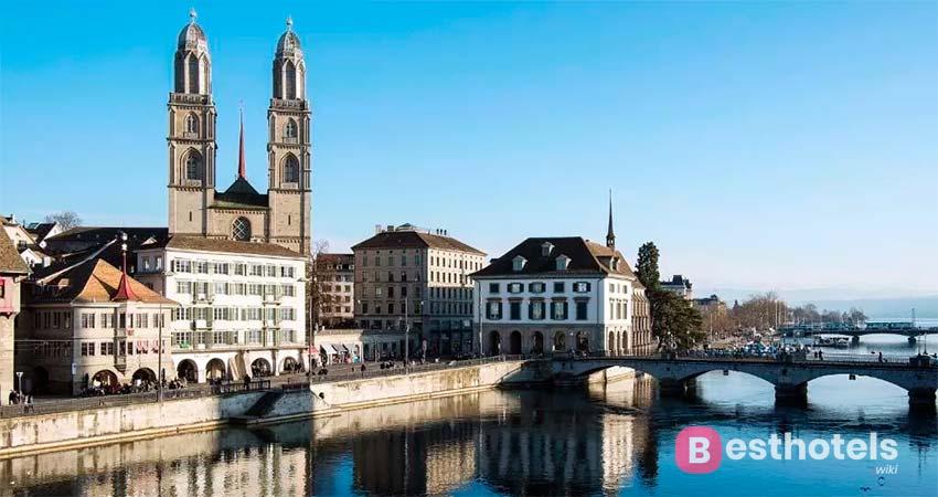 Элегантный комплекс - Storchen Zürich