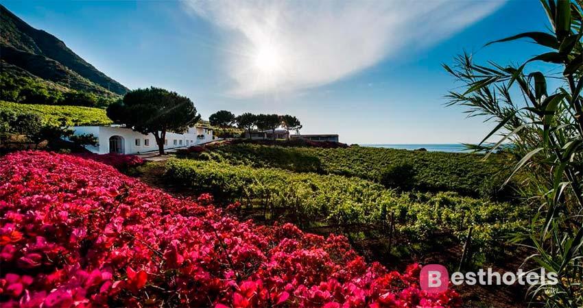 Capofaro Locanda - наилучший комплекс для отдыха на Сицилии