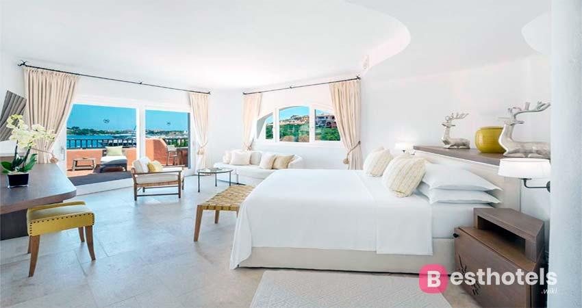 Cervo Hotel Costa Smeralda - восхитительное место на Сардинии