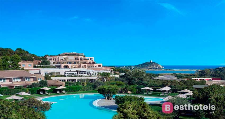Chia Laguna - бесподобное место на Сардинии