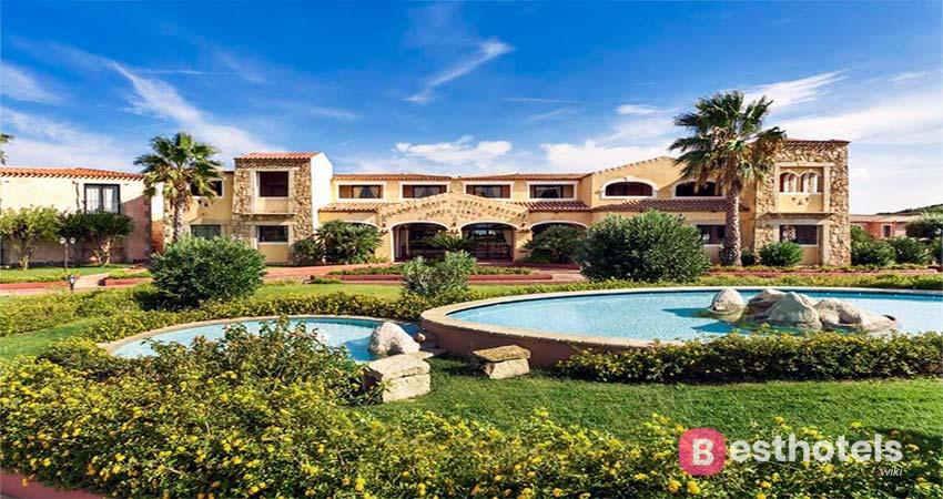 Colonna Resort - элегантный комплекс на Сардинии