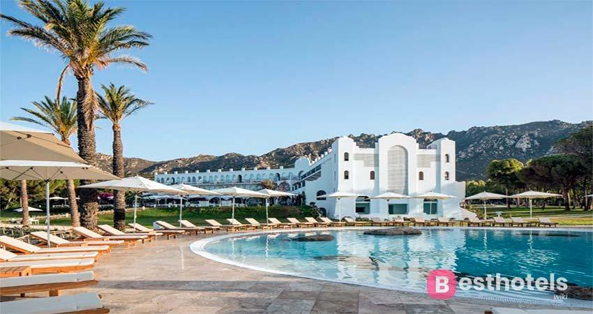 Falkensteiner Resort - волшебный комплекс на Сардинии