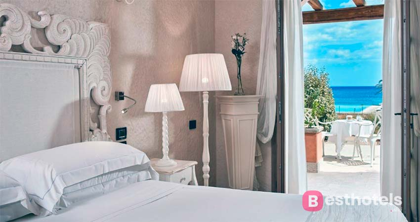 La Villa Del Re - статусный комплекс на Сардинии