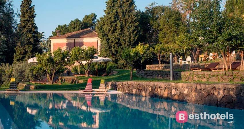 Monaci Delle Terre Nere - спокойное место для отдыха на Сицилии
