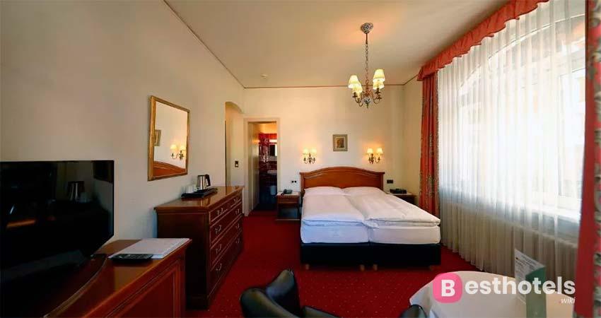 Soldanella - комфортабельный гостиничный комплекс в Санкт-Мориц