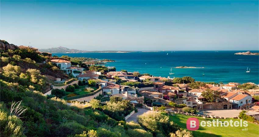 Villa del Golfo - сказочное место на Сардинии