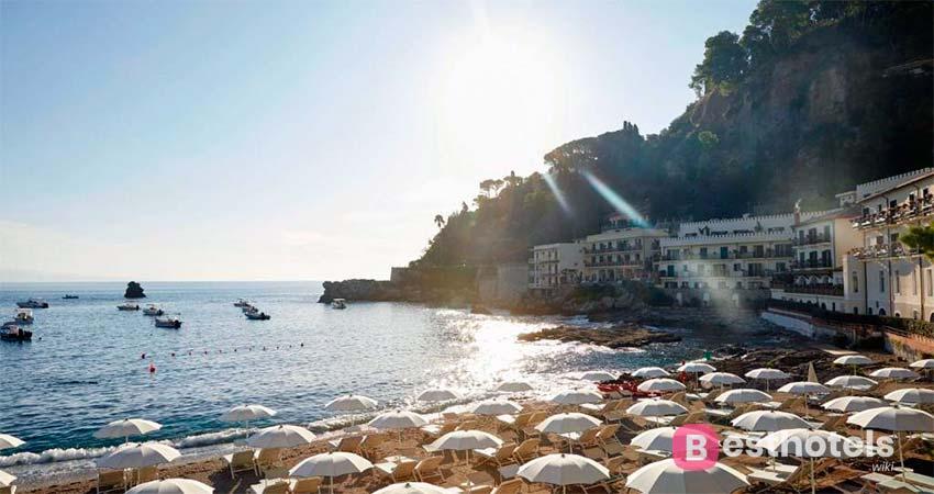 Villa Sant'Andrea - комфортабельный отдых на берегу Сицилии