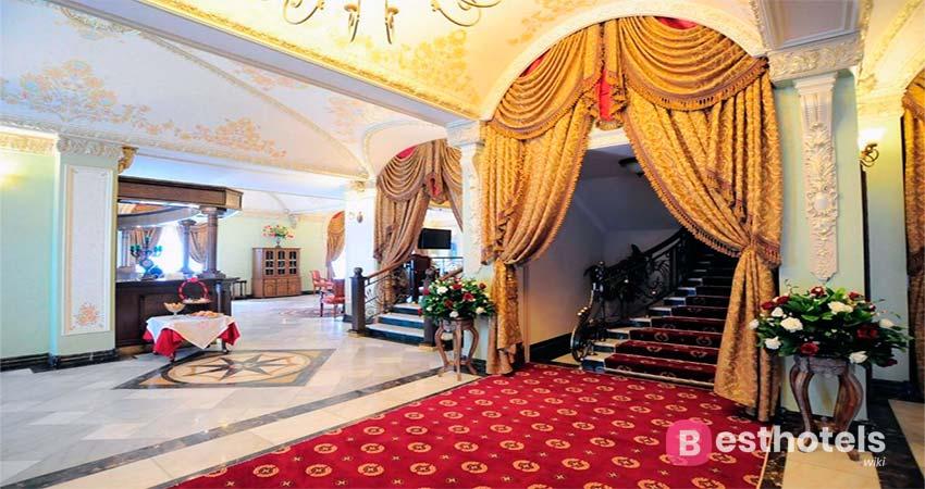 Boutique Hotel Traditional - восхитительное место для отдыха в Астане