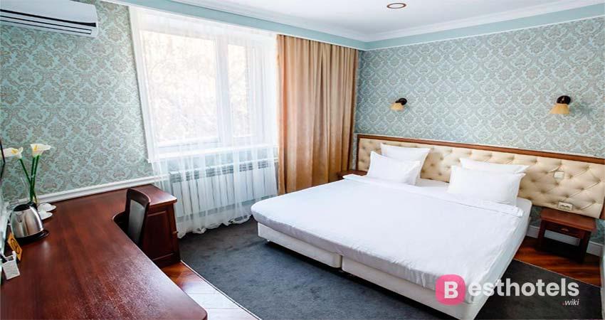 Brown Hotel - люксовое заведение Астаны