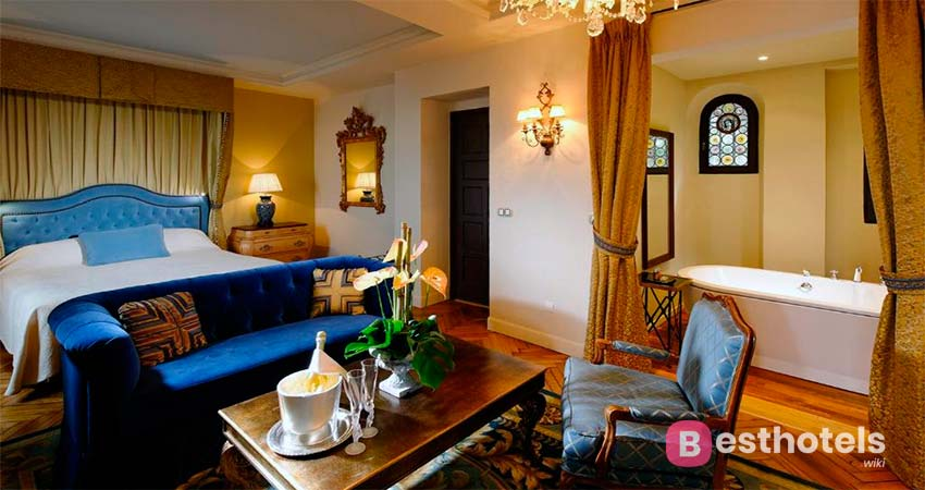 Chateau Eza - богатый комплекс Монако
