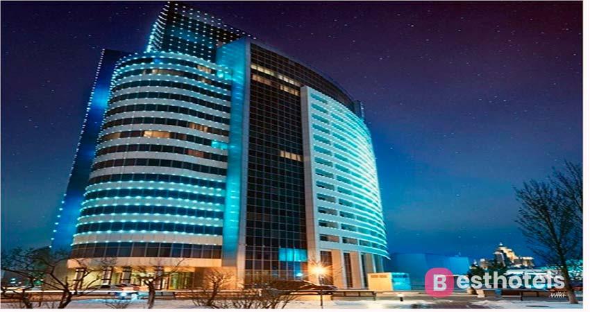 Hotel Duman - изумительный гостиничный комплекс Астаны