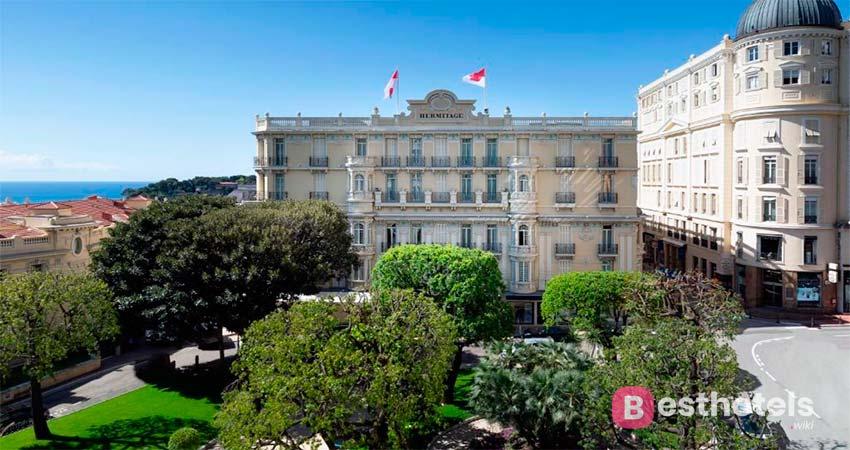 Hermitage Monte Carlo - совершенный отдых в Монако
