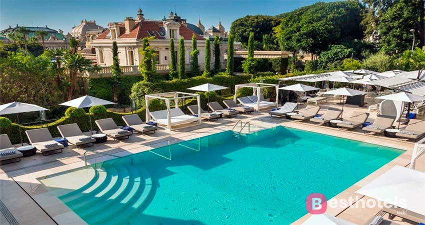 de Paris Monte-Carlo - комфортабельный комплекс Монако