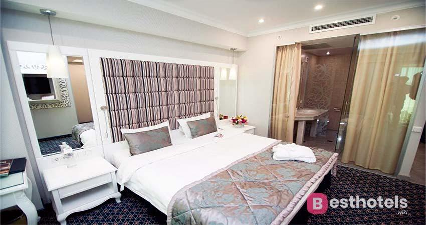Kazzhol Hotel Astana - люксовое заведение Астаны