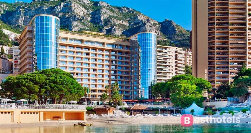 Le Méridien Beach Plaza - изящный комплекс Монако