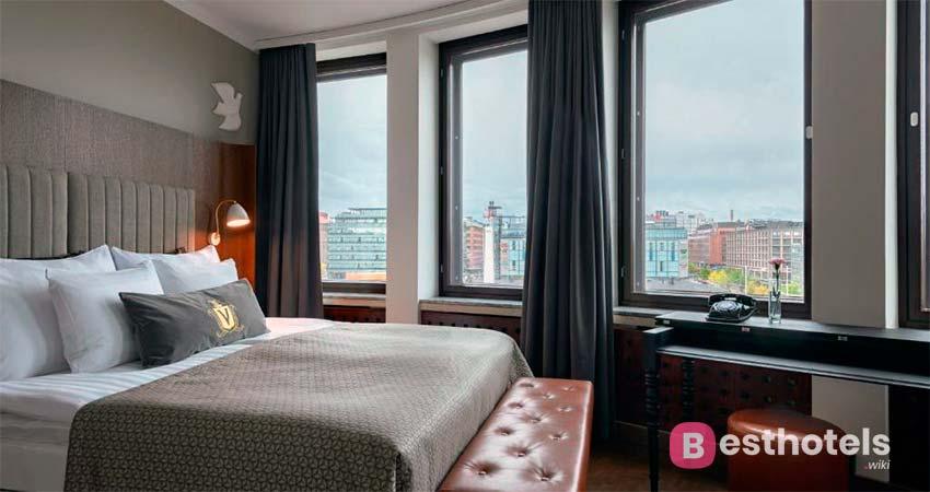 Hotel Vaakuna Helsinki- элитный комплекс в Хельсинки