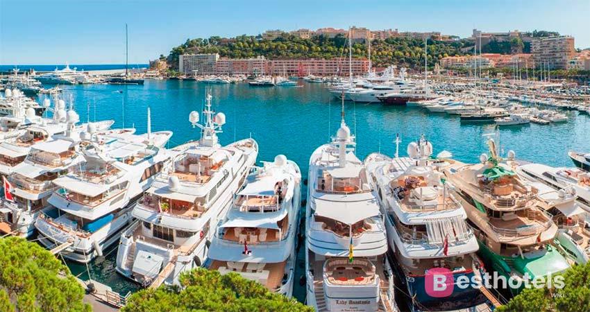 Port Palace - современный комплекс в Монако